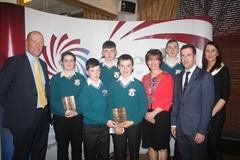Coláiste an Chreagáin GRETB Award Recipients