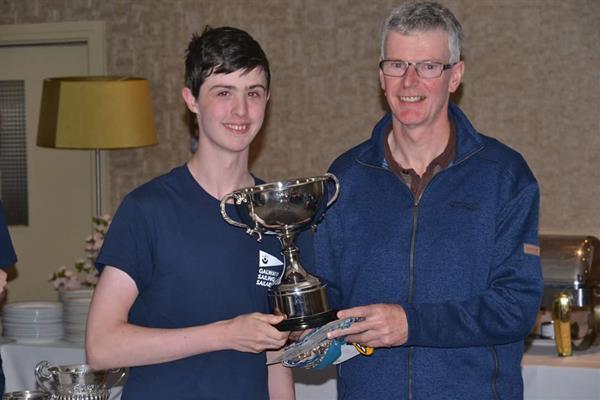 All-Ireland Hansa Nationals Sailabilty Champion