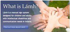Lámh Communication Training