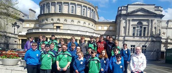 Dáil Visit