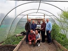 Coláiste an Chreagáin Gardening Course 2019