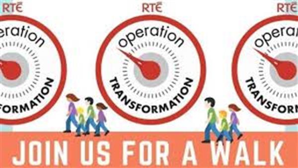 RTÉ Operation Transformation Walks