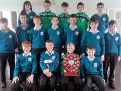 Junior Soccer Winners