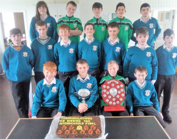 Junior Soccer Champions