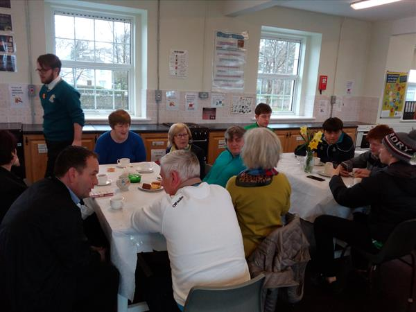 Irish Cancer Society Coffee Morning