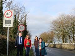 New Traffic Calming measure installed